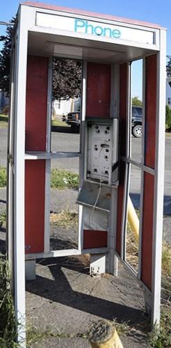 America Phone Booth