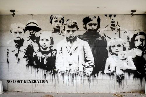 No Lost Generation - Bergen