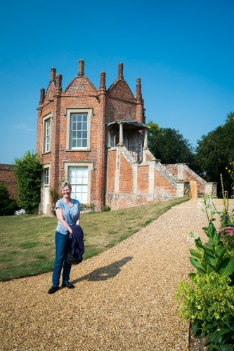 Walking in Beatrix Potter's footsteps at Melford Hall