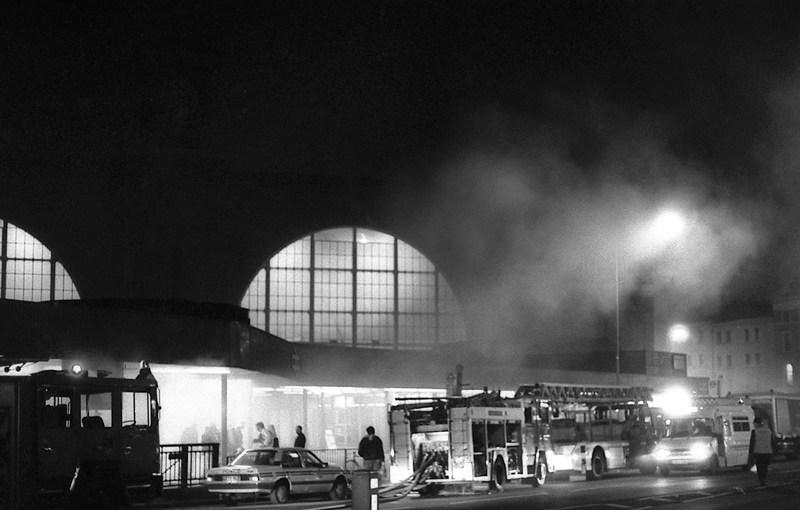 «Metro: más limpio es más seguro» en Naukas