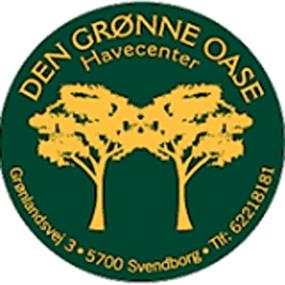 Den grønne Oase sponsorer