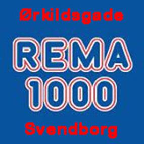 Rema 1000 Ørkildsgade Svendborg Sponsorer