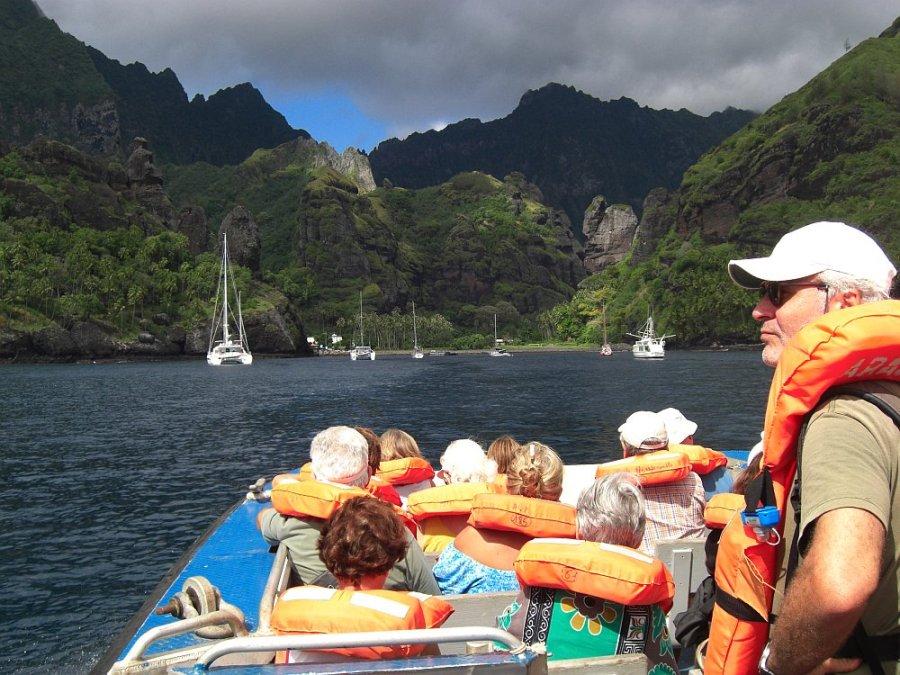 Tenderboot Marquesas