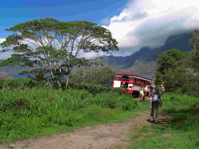 Marquesas Cabrio-Bus