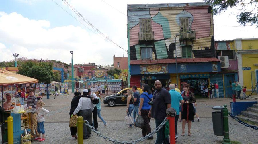 La Boca, Stadtteil von Buenos Aires