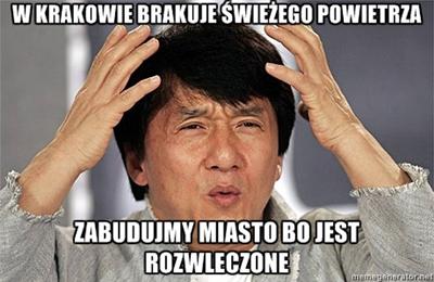 W Krakowie brakuje...