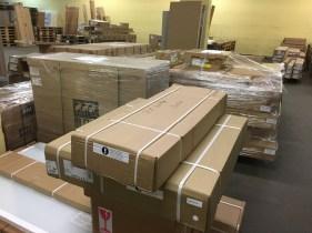 Möbeltransporte & Logistik, Feinverteilung von Möbeln in Deutschland