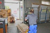 Möbellogistik und Möbeltransport