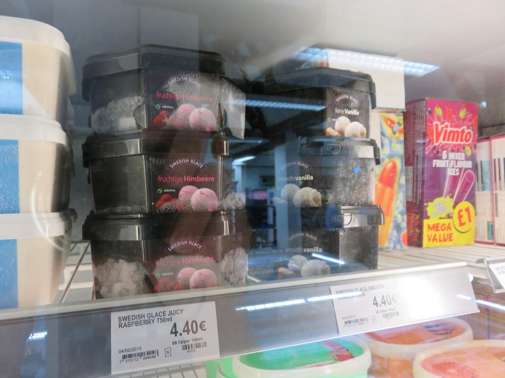 Finding vegan goodies A visit to British shop Stonemanor