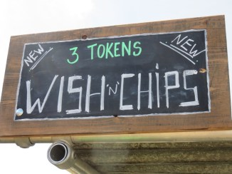 Wish n Chips (The Dutch Weedburger)