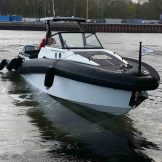 Agapi950-Yamaha300Hp-front with cabine