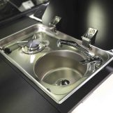Agapi950-Yamaha300Hp-kitchenette