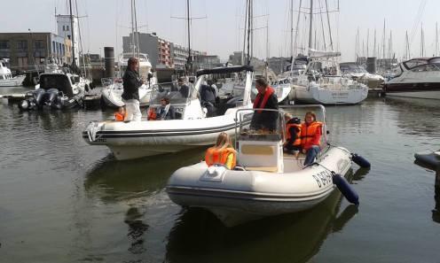 Test en kinderdag zeebrugge
