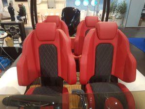 Suspension seats Osprey VM Leisure 8.0
