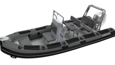 Highfield Ocean Master 540
