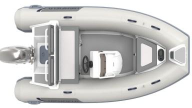 Highfield Ocean Master Deluxe 350