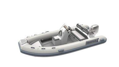 Highfield Ocean Master 420