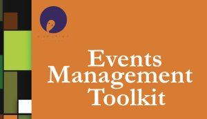 Events Management Toolkit in English