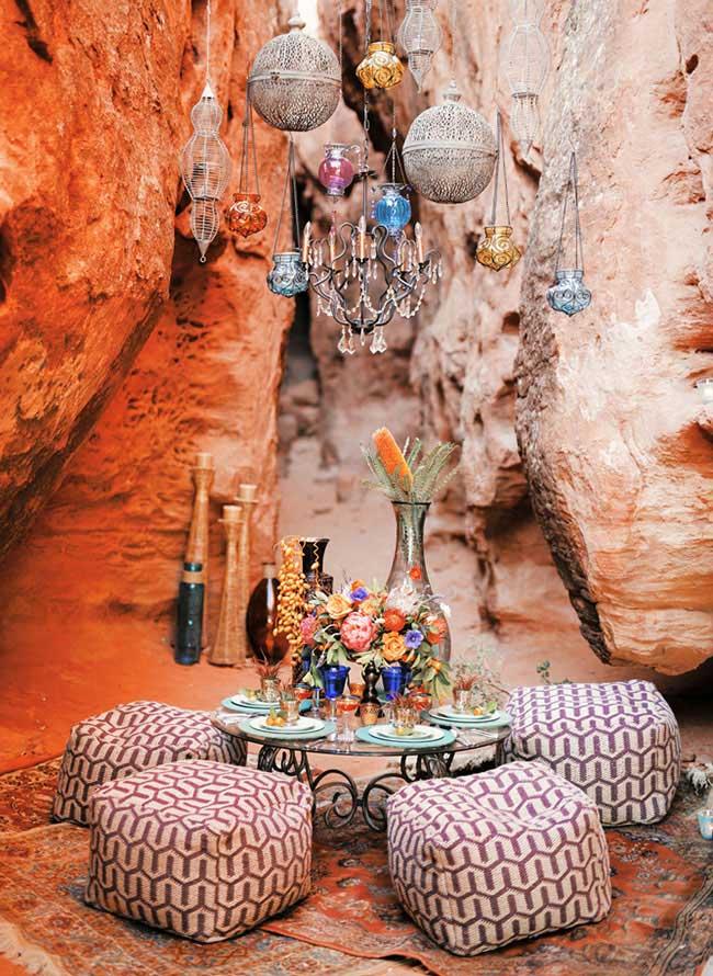 Marokaanse bruiloft