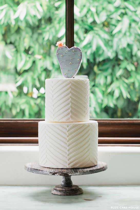 Andrew Jade Photo via The Cake Blog Ruze Cake House