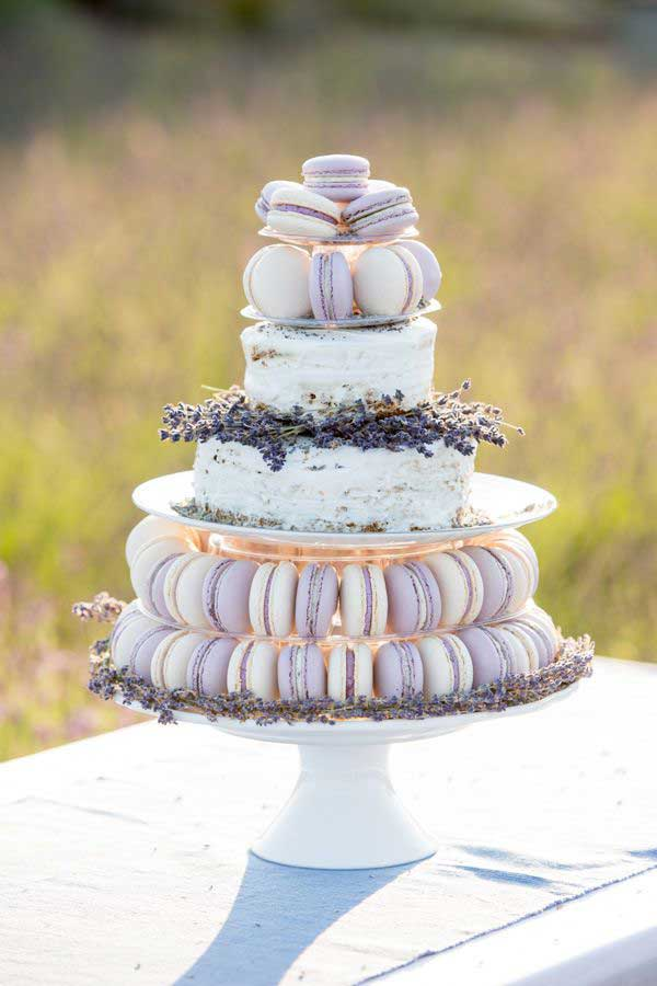 Annemarie King via Whimsical Wonderland Wedding 4