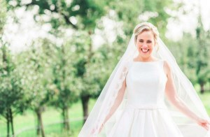 Bruiloft Sluier