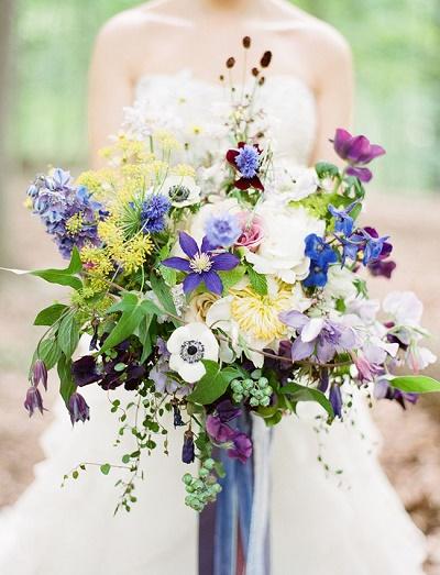 Bruidsboeket uitzoeken