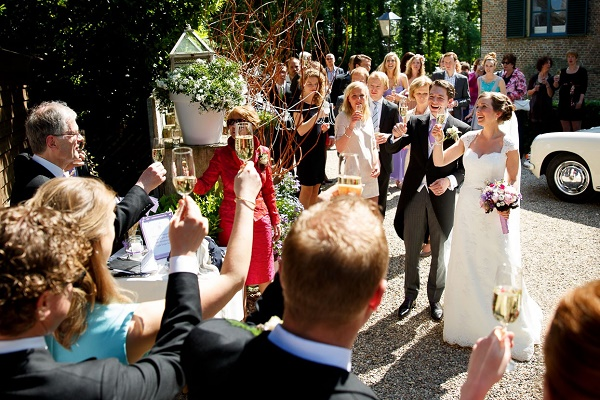 bruiloft collega
