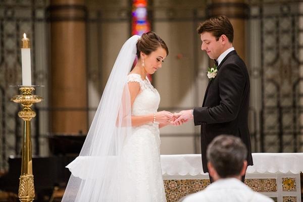 Kerkelijk huwelijk katholieke kerk