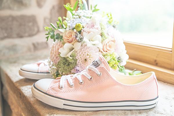 All Stars bruiloft