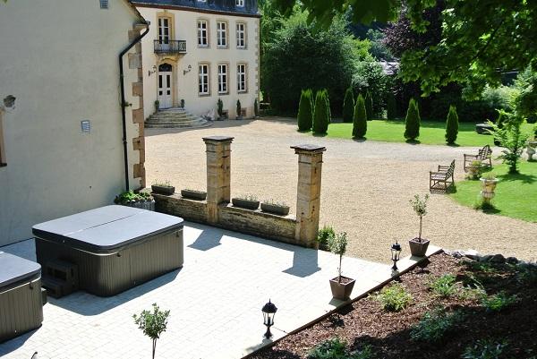Trouwen Chateau Cugnon
