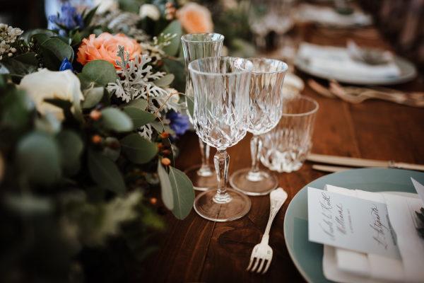 Bruiloft diner tafelschikking