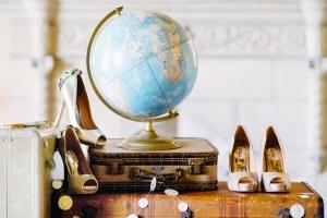Bruiloft thema reizen