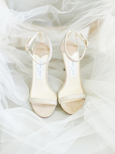 Jimmy Choo bruidsschoenen