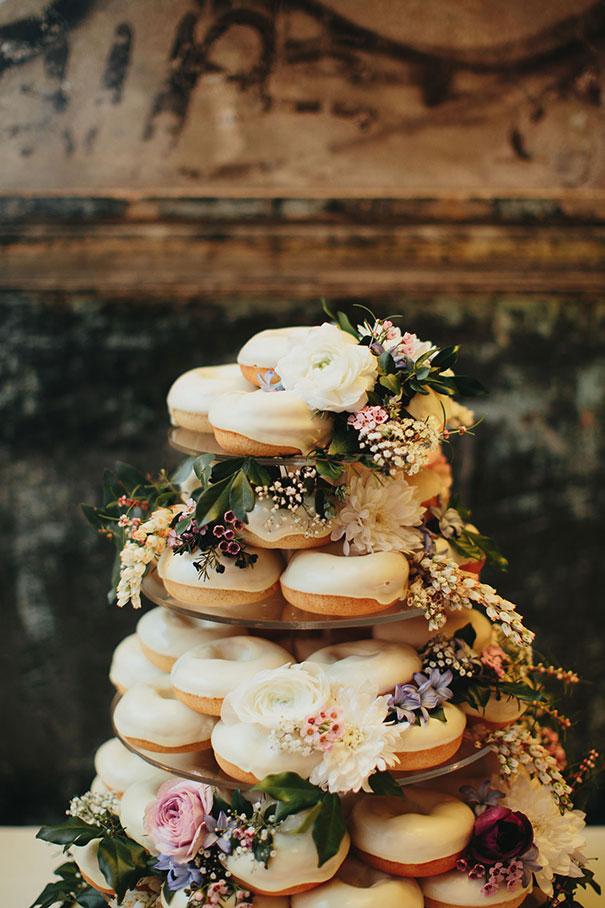 Originele bruiloft lekkernijen