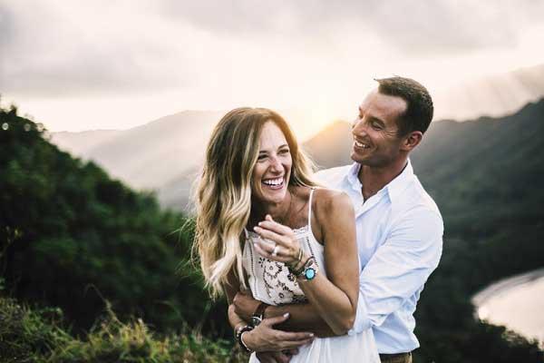 Geen bruiloft stress