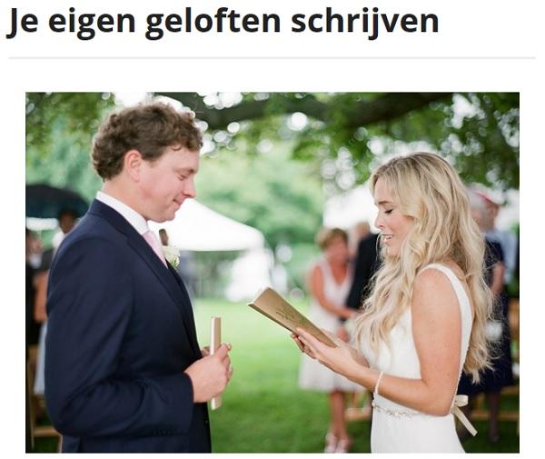 Populairste trouwblogs nummer 3