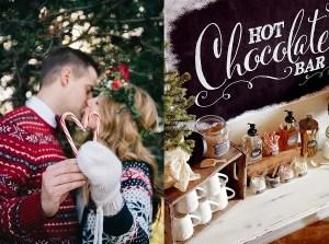 Bruiloft met kerst