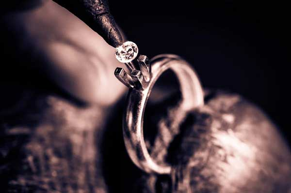 Goudsmid trouwringen