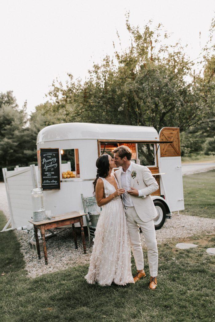 Bruiloftverzekering voor alle onderdelen van de bruiloft