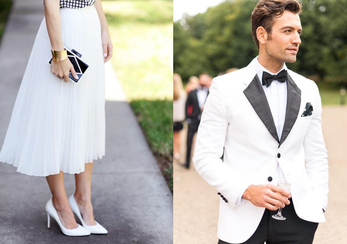 Bruiloft dresscode
