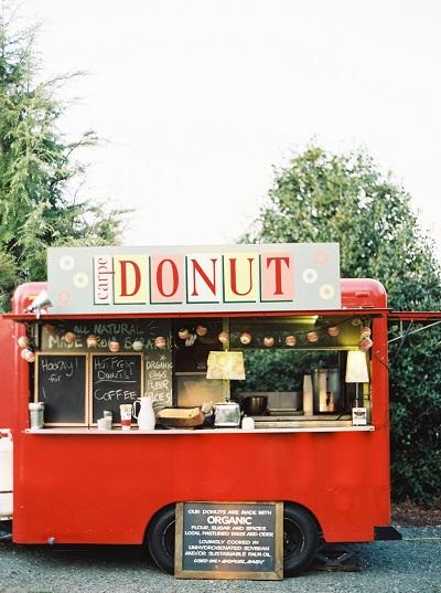 Donut foodtruck