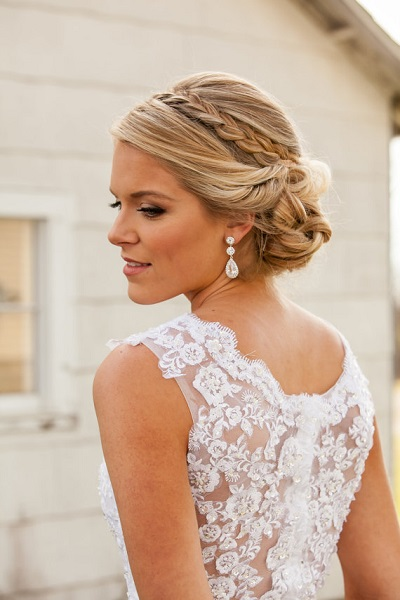 6x De mooiste oorbellen voor de bruid  Bruiloft Inspiratie