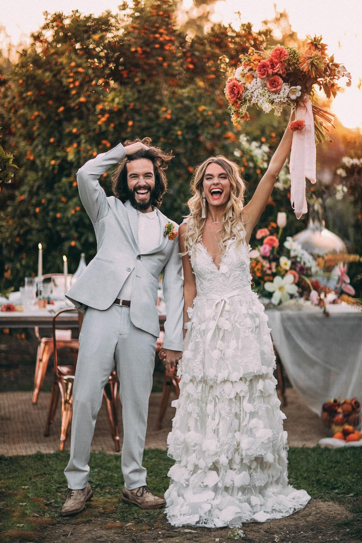 Bruidspaar gaat opnieuw trouwen