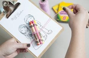 Kleurplaten voor kinderen op bruiloft