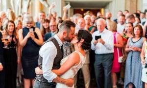 Social media op bruiloft