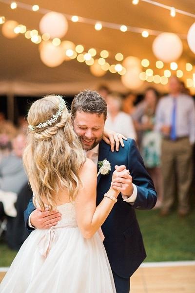 Openingsdans tips bruidspaar