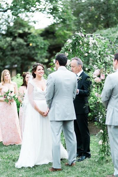 Trouwceremonie tips bruidspaar