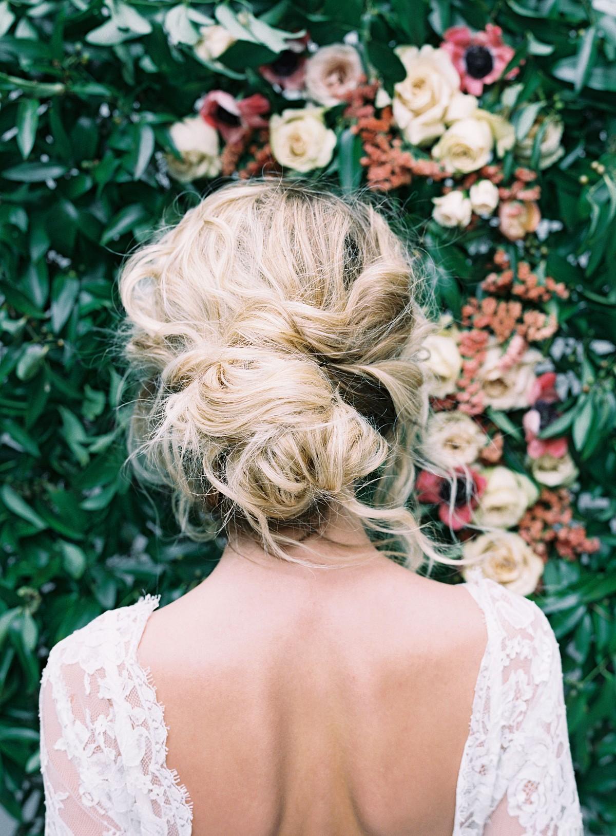 Haar van de bruid