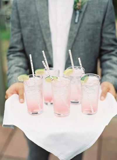 Drankjes bruiloft